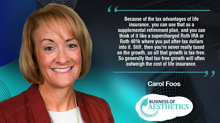 Business of Aesthetics by Carol Foos